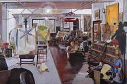 Studio: Philip Pearlstein