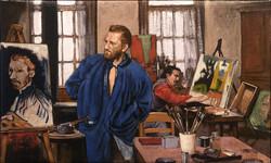 Working: Van Gogh and Gauguin
