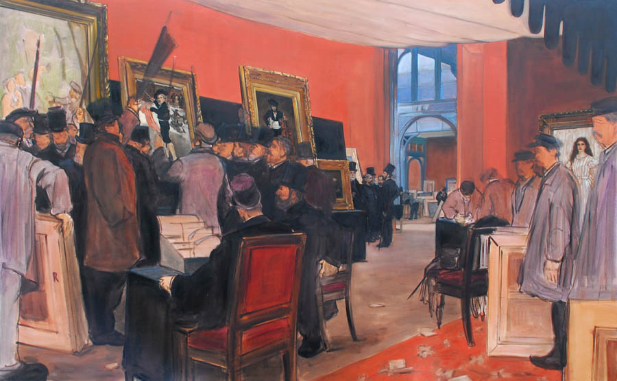 Judgment of Paris (1863 Jury)