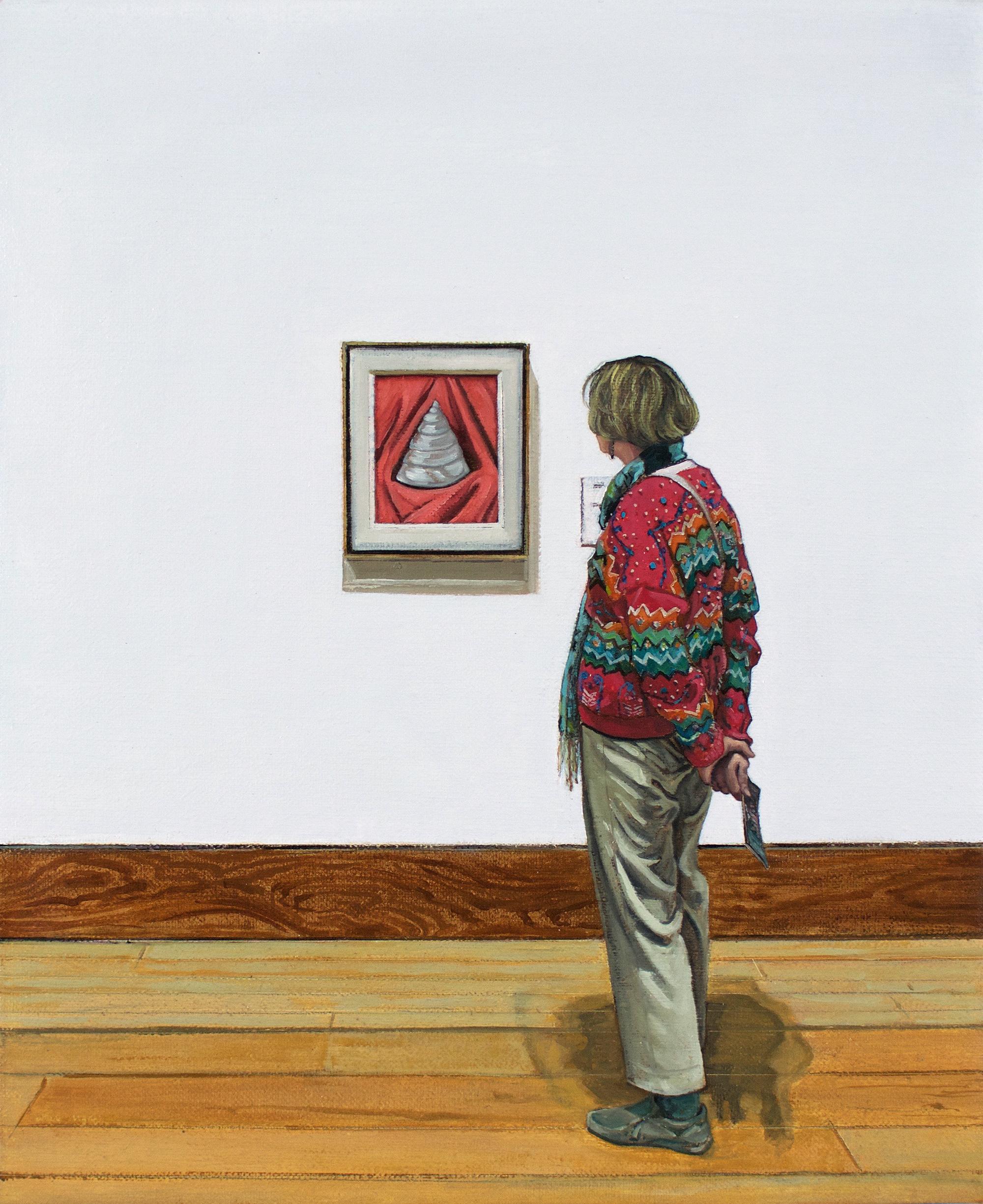 Marsden Hartley, Shell / Ringling Museum