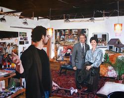 A Studio Visit: John and Ronnie Shore