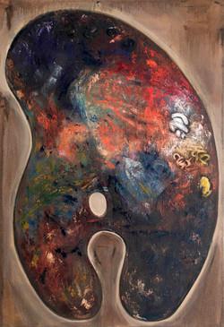 Palette: William Merritt Chase