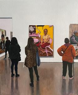 Jordan Casteel: Within Reach / New Museum