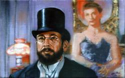 Inspiration: Toulouse-Lautrec