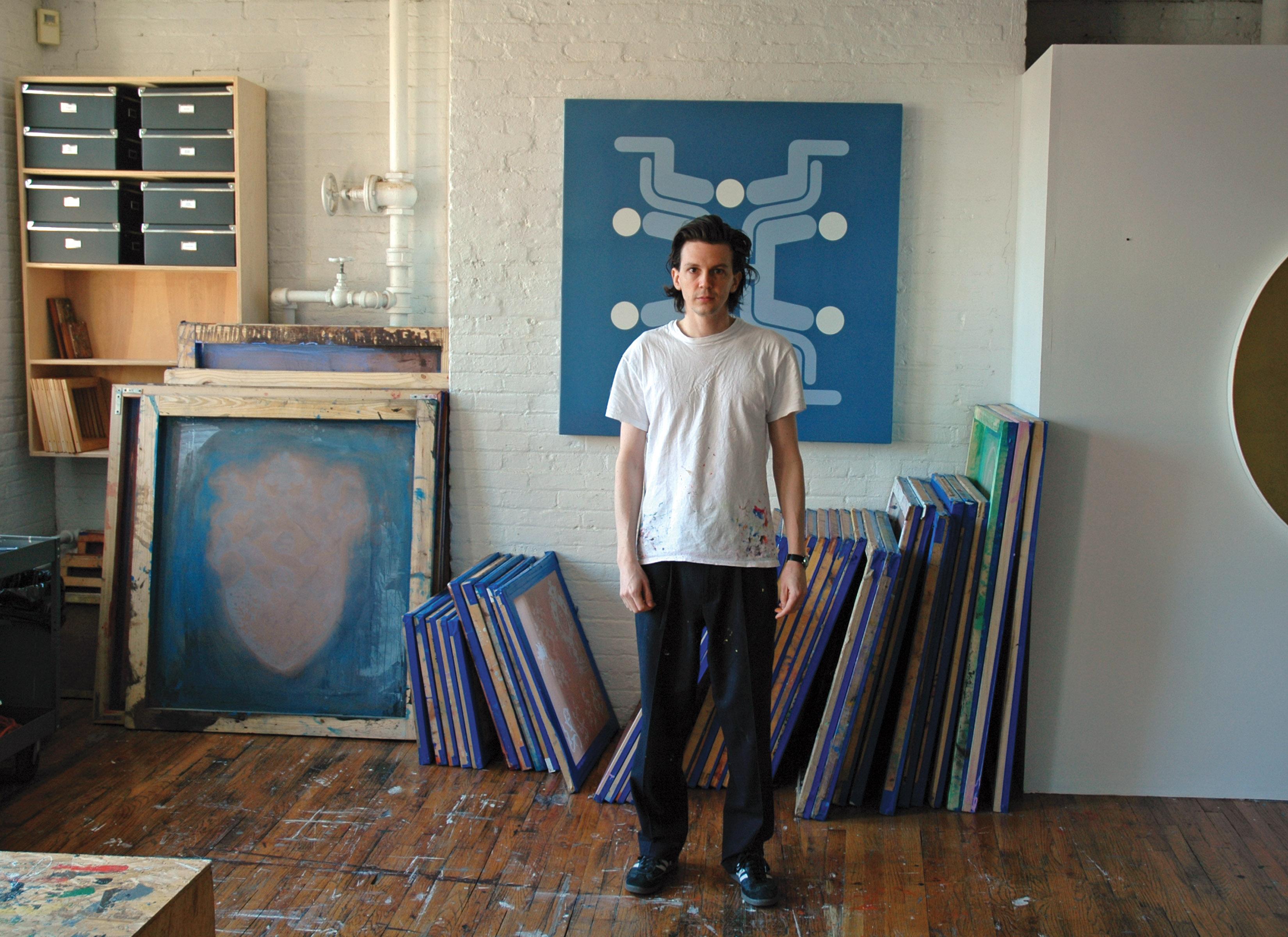 Ryan McGinness, Chinatown 2006