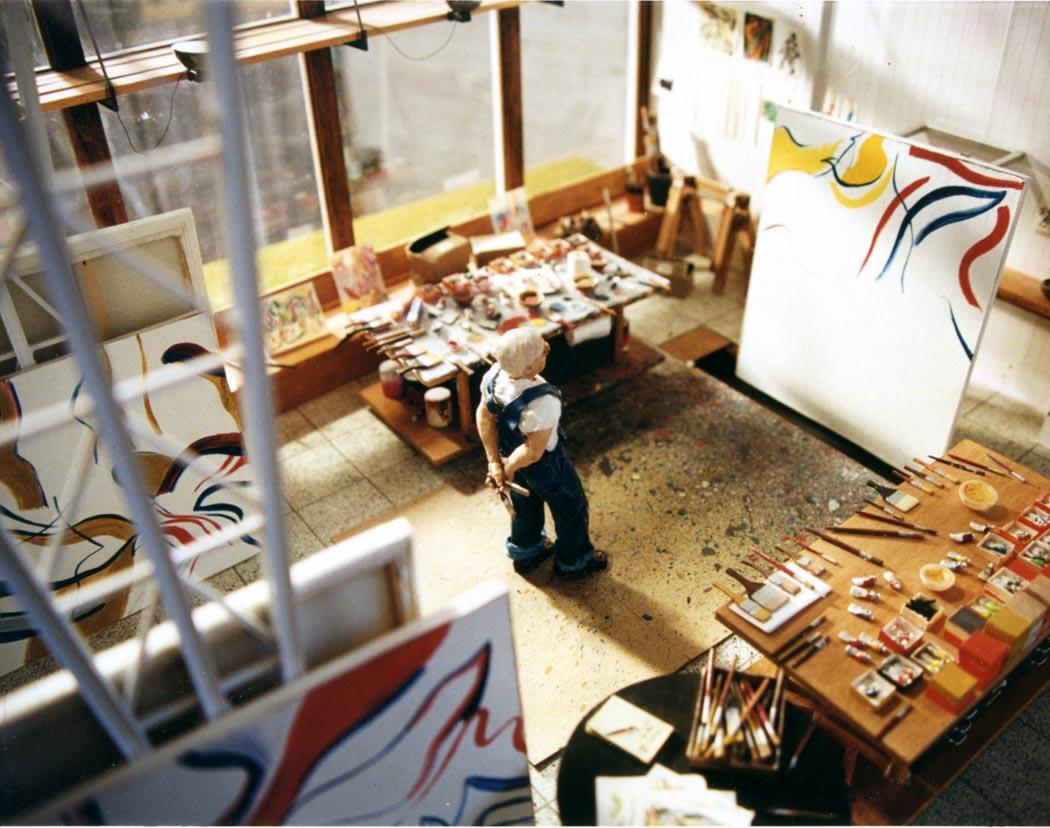 Willem de Kooning 1984 #2