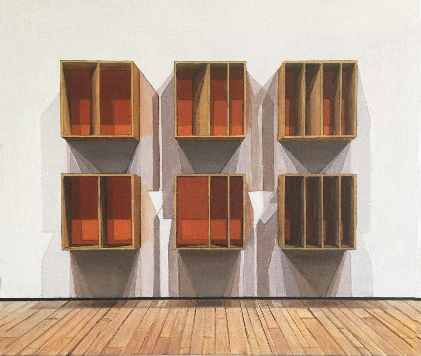 Donald Judd/MoMA (Pandemic)