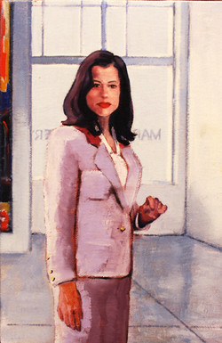 The Dealer: Mary Boone