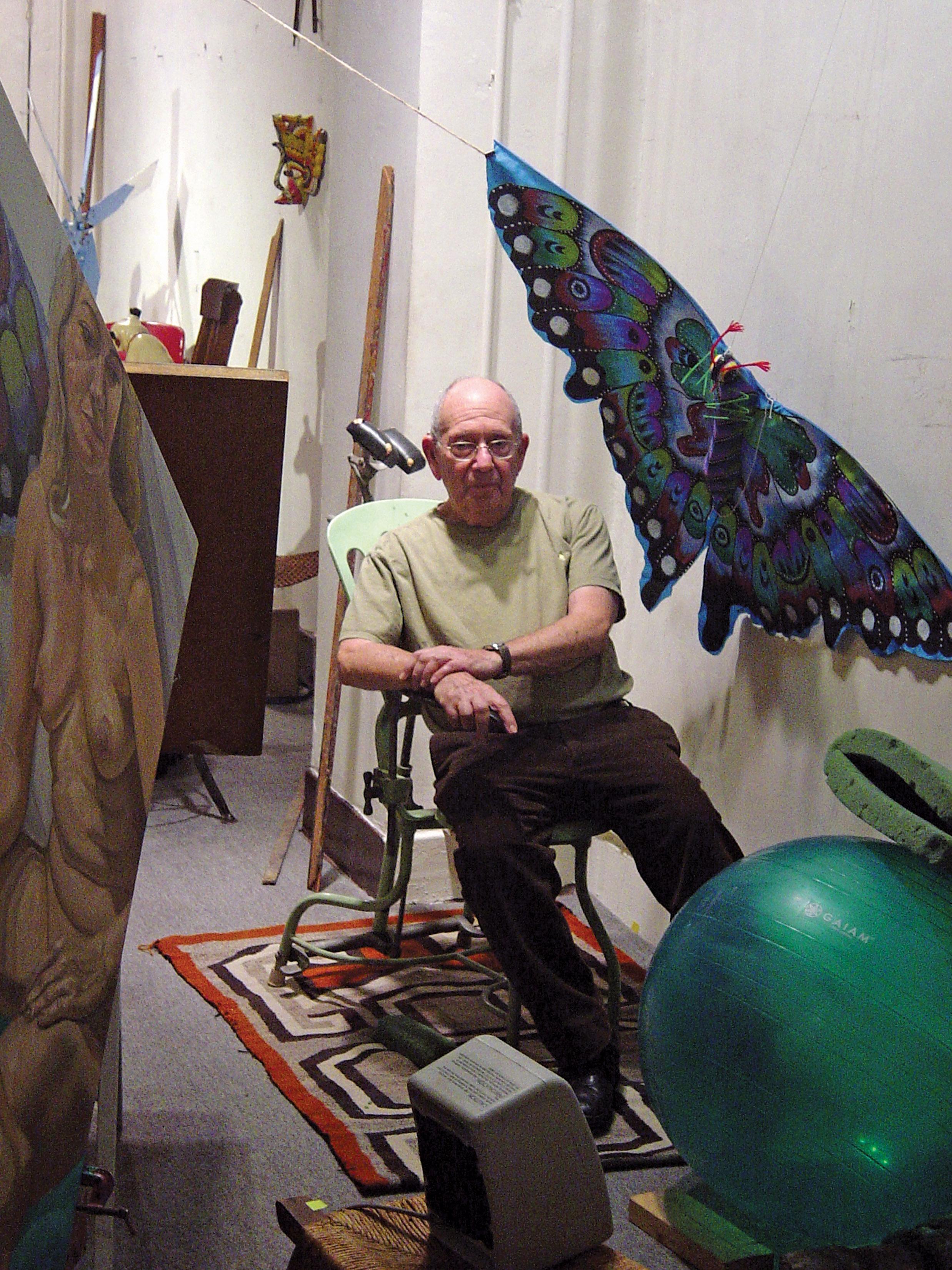Philip Pearlstein 2006