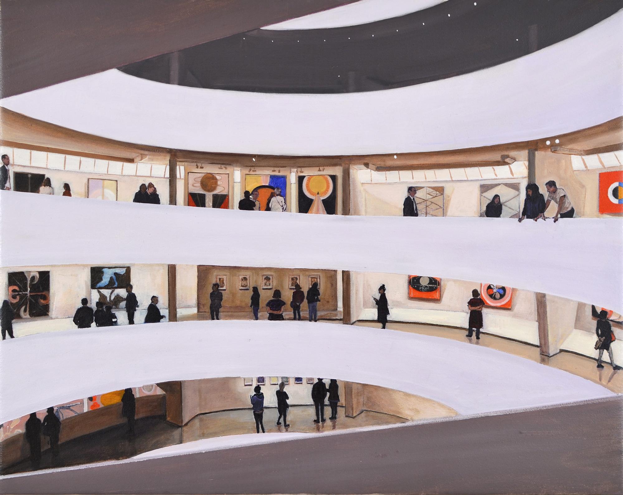 Hilma af Klint / Guggenheim (Overview)