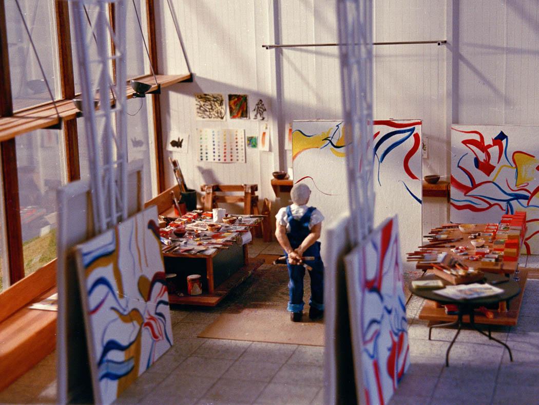 Willem de Kooning #1
