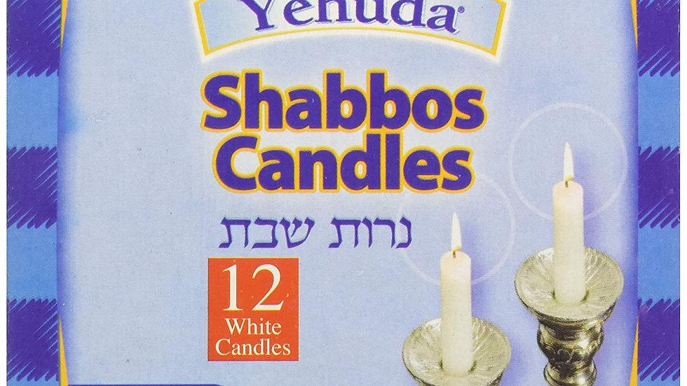 Shabbat Candles (3 hour)
