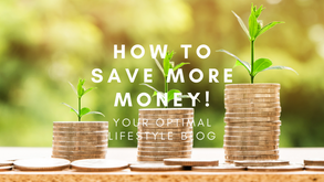 How to Save More Money