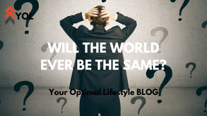 Will the World Ever be the Same? Uncertainty of the Future