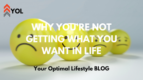 "Why You're Not Getting What You Want in Life! The ""I Wish"" Mentality"