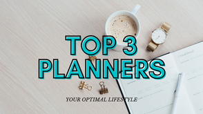 Top 3 Planners
