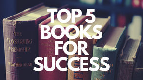 Top 5 Books for Success