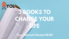 3 Book to Change Your Life