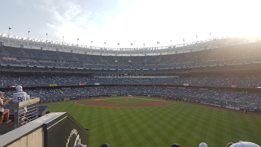 Chris M Wilson - New York Stadium - Yankees - Blog