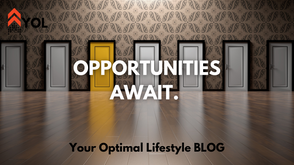 Opportunities Await | What Are YOU Waiting For?