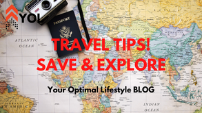 Travel Tips! Ways to Save & Explore