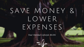 Save Money & Lower Expenses