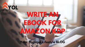 Writing an eBook for Amazon Kindle - KDP, Audible, iTunes, ACX