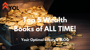Top 5 Wealth Books of ALL TIME!