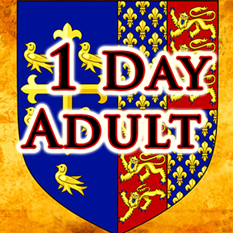 One Day Adult Admission