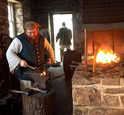 BLACKSMITH DEMONSTRATIONS