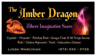 The Amber Dragon