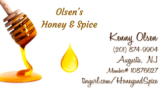 Olsens Honey and Spice