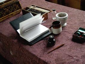 Togashi Heiwas Writing Table.jpg