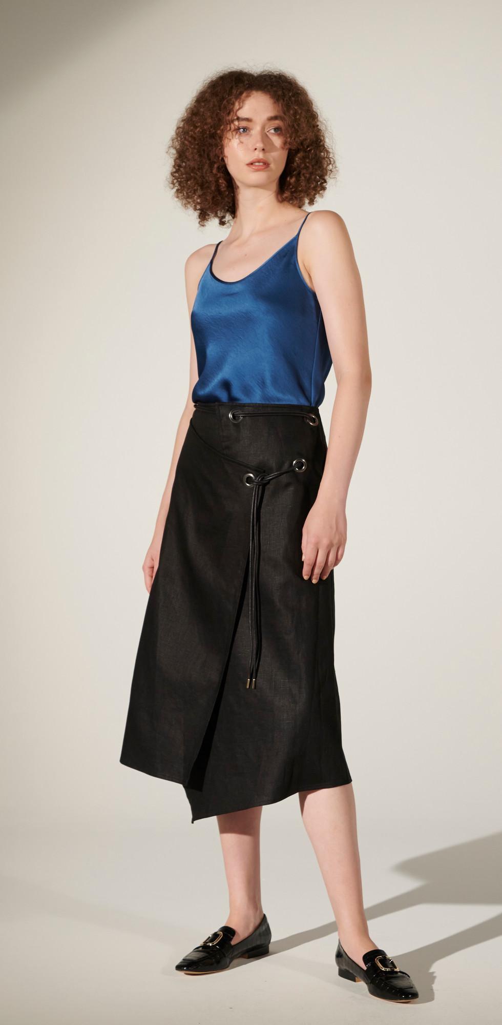 tops refarence product skirt R8K-49-6441BL
