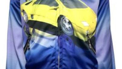 Satin Speedracer Car Bomber