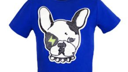 Frenchie Patch T-Shirt