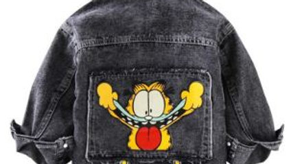 Garfield Denim Jacket