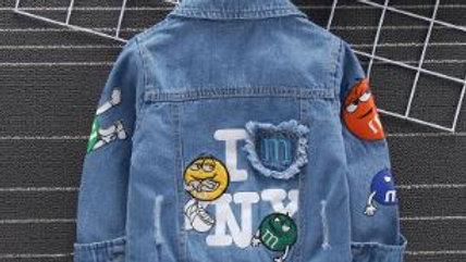 M&M Denim Jacket