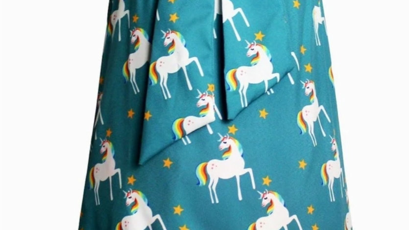 Unicorn and Bows Dress
