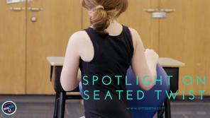 Spotlight on Seated Twist Pose