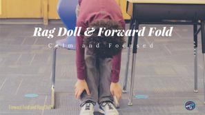 Spotlight on Forward Fold & Rag Doll Pose