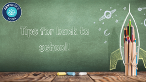 Tips for getting kids back to school!