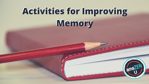 Activities for Improving Memory