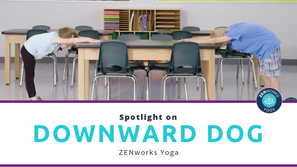 Spotlight On Downward Dog Pose
