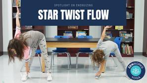 SPOTLIGHT ON STAR TWIST / Energizing Yoga Practice