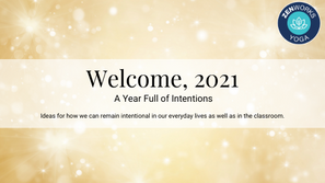 A Year Full of Intentions