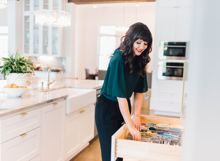 9 Tips to Organize Your Kitchen