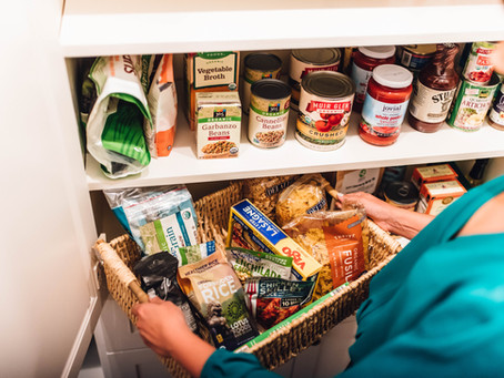 8 Tips to Organize Your Pantry