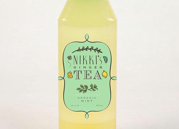 Nikki's Ginger Tea (Mint)