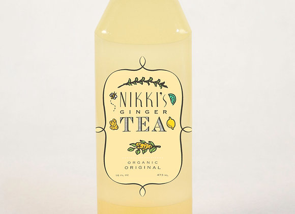 Nikki's Ginger Tea (Original)